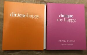 Clinique Happy & My Happy EDP Samples~ 1.5mlx 2=3ml