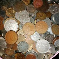 3,5 KG de pièces à trier principalement EUROPE de l Ouest