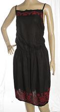 George Viscose Sleeveless Women's Round Neck Dresses