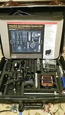 Law Enforcement: Video /Audio Covert professional Surveillance/ Museum SPY Kit