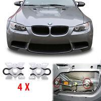 BMW E32 E34 E36 E92 Z3 Z4 WINDOW REGULATOR SLIDER CLIPS LEFT + RIGHT 4 pieces