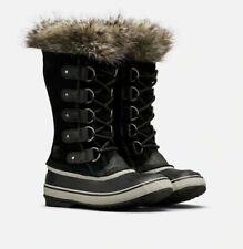 Sorel  Women's Joan of Arctic Snow Boots - Black/Quarry - Variety