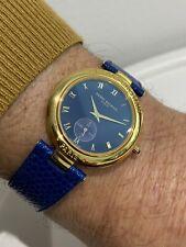 Orologio Pierre Balmain laminato in oro cinturino pelle