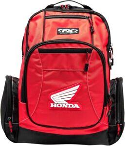 Factory Effex Premium Officially Licensed Honda Backpack Red 23-89300 Honda