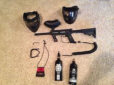tippman 98 custom paintball package