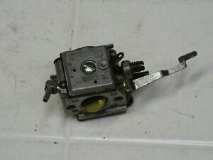 Homelite VI Super 2 Walbro HDC 41 Carburetor
