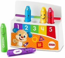 Fisher-Price Laugh and Learn Colorful Mood Crayons