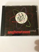 Anyhowtown Wicked Cd
