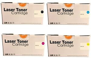 Compatible 6R014 CMYK Set Toners 6R01457 6R01458 6R01459 6R01460 for Xerox 7220T