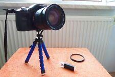 Sony Alpha A57 l 28x105mm Objektiv l SLT Spiegelreflex Kamera 20MP FULLHD VIDEO