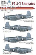 Eagle CAL 1/48 Vought f4u-1 Corsairs #48161