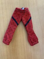 Monster High Ghoulia Yelps First Wave Replacement Red Black Polka Dot Pants