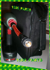 AIR DRAGON Handheld Air Compressor with CARRY CASE, LED Lite, Portable Tire Pump
