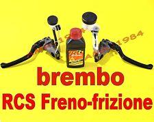 POMPA BREMBO RADIALE RCS 19 FRENO + RCS 16 FRIZIONE COMPLETE