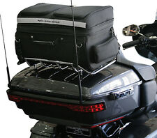 Nelson Rigg GWR-1200 Deluxe Touring Cruiser Motorcycle Trunk Rack Storage Bag