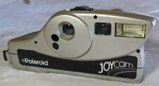 POLAROID JOYCAM Instant Film Camera - Silver - EXCELLENT CONDITION!!!