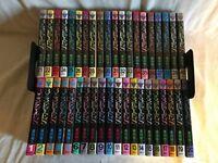 3X3 EYES comic 1-40 vol complete set Manga Anime Japan Otaku