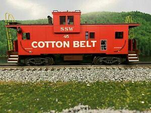 O - K-Line K613-2071 Cotton Belt Scale Extended Vision Caboose SSW 45 O4854