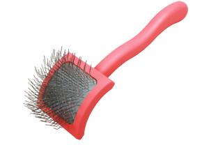 Chris Christensen Dog Grooming Big G Slicker Brush BABY