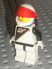 Personnage LEGO space police minifig 973p6b / Set 6955 6986 6886 6831 6781 ...