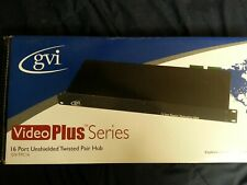 Samsung Gvi 16 Port Unshielded Twisted Pair Hub Gv-Tpc16