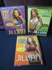 Jillian: Shred It Weights, Banish Fat Boost Metabolism, No More Trouble Zones