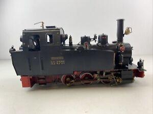 Modelleisenbahn Regner Dampflok BR 99 4701 DR Echtdampf Livesteam