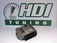 Débloqué ECU Immo off 307 1.6 HDI EDC16C3 0281011234 9655698280 143 BHP DPF EGR
