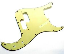 Premium Aged PB Pickguard Mint Green 3 Ply Wide Bevel fits to Precision ®
