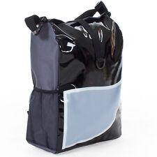 0aba18b40d36c Fahrradtasche Packtasche Messenger Bag Umhängetasche Gepäckträgertasche blau
