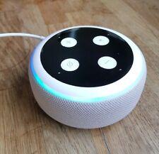 Amazon Echo Dot All-new Echo Dot (3rd Gen) Vinyl Sticker Cover in Gloss Black