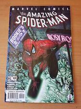 The Amazing Spider-Man 40 (481) ~ NEAR MINT NM ~ 2002 MARVEL COMICS