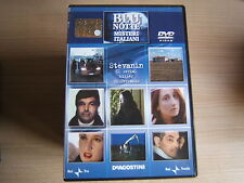 BLU NOTTE Misteri Italiani=STEVANIN IL SERIAL KILLER DI TERRAZZO=DVD N°33