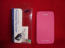Original Samsung Galaxy Note II Protective Flip Cover PINK