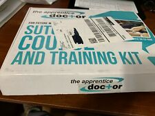The Apprentice Doctor 20 piece Suture Training Kit-Never Used