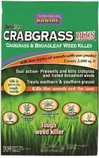 NEW BONIDE 60492 CRABGRASS KILLER PLUS WEED KILLER 5000 SQ FEET  1747575