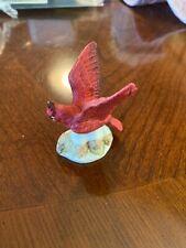 Ceramic Red Cardinal Bird Figurine mint Condition Oriental trading company