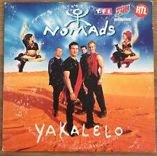 CD SINGLE 3 TITRES--NOMADS--YAKALELO--1998
