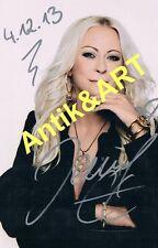 Autogramm Foto >>Jenny Elvers-Elbertzhagen <<  *handsigniert*  10cmx15cm
