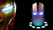Marvel Iron Man Wireless USB Gaming Mouse