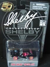 Shelby 1968 EXP500 CSS Mustang Coupe 428CJ Super Chase 1 of 50 Pink 1/64 Diecast