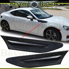 2013 2014 2015 2016 2017 Scion FRS Subaru BRZ 86 CARBON FIBER Side Fender Vents