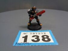 Games Workshop Necromunda Adeptus Arbites Enforcer Shotgun 138-572
