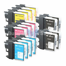 16 PACK LC65 Ink Set for Brother MFC-5890CN MFC-5895CW MFC-6490CW MFC-6890CDW