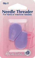 Hemline - Needle Threader - Currently sold in Cream Colour