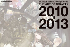 Bravely Default design works the art of Bravely 2010-2013 * ARTBOOK * NUOVO