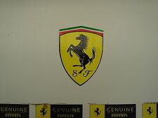 Ferrari Scuderia Escudo Pegatina de vinilo grande