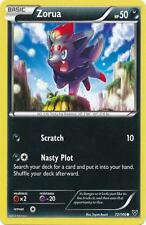 4 x Zorua (XY 72/146) - Common