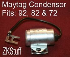 Maytag Gas Engine Motor Model 92 & 82 & 72 Condenser Single Twin Spark Coil Wire