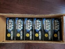 "Vintage Original Star Wars Walmart Cantina Band 12"" Exclusive Set & Shipping Box"